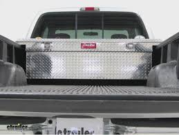 Toolbox Truck Bed Deezee Red Label Truck Bed Toolbox Review Video Etrailer Com