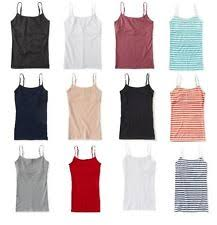 aeropostale blouses aéropostale s juniors solid tank cami tops blouses ebay