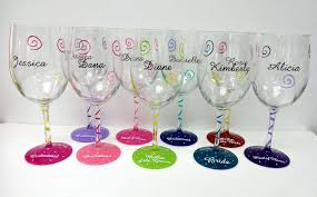 painting wine glasses ideas beautiful glass painting ideas