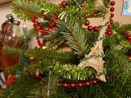 season eiffel tower ornament season