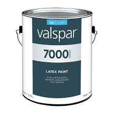 shop valspar antique white flat latex interior paint actual net