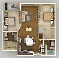 Floor Plans For Apartments 3 Bedroom by Alexandria Va 1 2 And 3 Bedroom Apartments For Rent Station