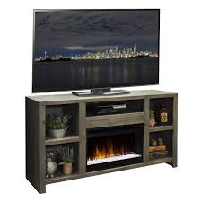 dimplex acton media console with electric fireplace hayneedle