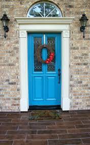28 front door makeover recycled interiors front door
