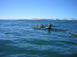 enviroyak swells circumnavigating monomoy island atlantic kayak