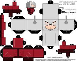 14 best batman cubee u0027s images on pinterest paper toys