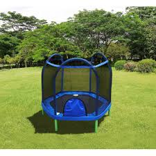 Wedding Arches At Walmart Bounce Pro 7 U0027 My First Trampoline Ages 3 10 Basic For Kids