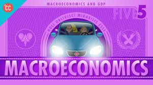 macroeconomics crash course economics 5 youtube