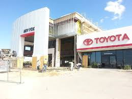 lexus parts el paso hoy fox toyota of el paso texas nears the completion of the first