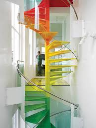 10 spiral staircases we love u2013 design sponge