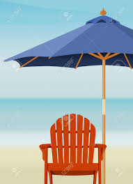 Beach Chair Umbrella Set Beach Umbrella Stock Photos Royalty Free Beach Umbrella Images