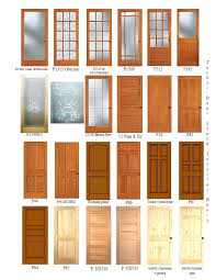 Interior Doors Cheap Amusing Wood Door With Glass On Top Ideas Ideas House Design