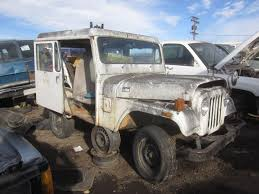 jeep 1982 junkyard find 1982 am general dj 5 mail jeep the truth about cars