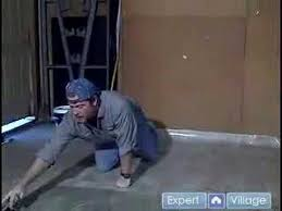 how to install flooring in your basement free home improvement