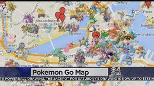 Maps Boston Where Are The Rare Pokemon Around Boston Google Maps Shows The