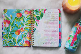 Lilly Pulitzer by Find Your Perfect Planner 2017 Lilly Pulitzer Agenda U2013 Simply Tess