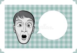 Sarcastic Meme Face - greeting card with mad man face stock vector illustration of