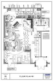 Free Sample Floor Plans Kitchen Gorgeous Restaurant Open Kitchen Floor Plan Interior