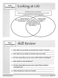 life skills science worksheets the best and most comprehensive