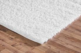 Contemporary Modern Rugs Shaggy Rug White Soft Warm Carpet Modern Rugs Contemporary