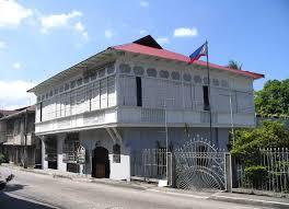 History Of The Filipino Flag Museo Nina Marcela Mariño At Felipe Agoncillo National