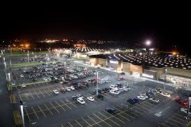 parking lot led lights