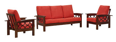 Simple Wooden Sofa Simple Wooden Sofa Sets For Living Room Price Home Combo