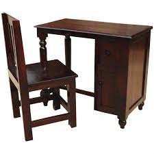 Student Writing Desk by Wooden Chair For Study Kashiori Com Wooden Sofa Chair Bookshelves