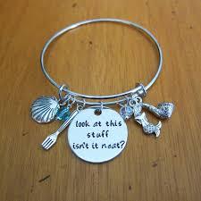 Personalized Bangle Bracelets Charm Bangle Bracelets Bangle Bracelets
