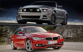 2011 vs 2012 bmw 328i thread of the day 2013 mustang gt vs 2012 bmw 328i which would