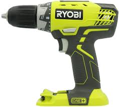 amazon com ryobi p208 one 18v lithium ion drill driver with 1