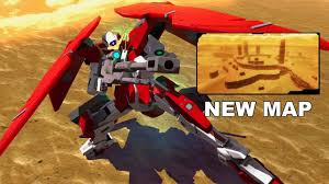 Taklamakan Desert Map Gundam Battle Operation Next New Map