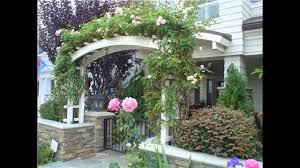 small garden arbor design ideas youtube