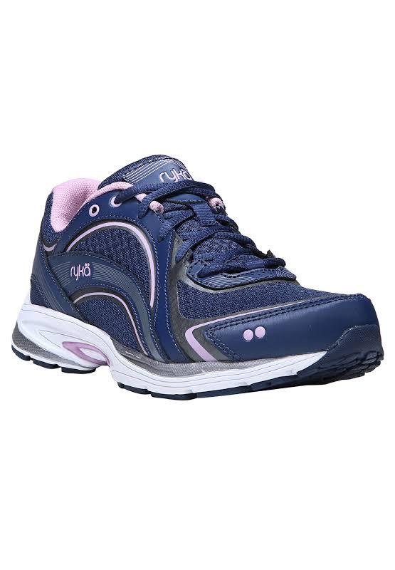 Ryka Skywalk Shoes Blue, 8.5
