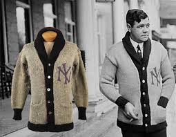 1922 ruth yankees sweater consigned to auction