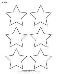 How To Make Barn Stars Free Print Shape Star Template Thegluegungirl How To Make