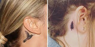 cover tattoo behind your ear 25 behind the ear tattoos behind the ear tattoos for women