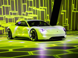 car porsche here u0027s the stunning electric car porsche is making to take on
