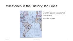 Isoline Map Definition Data Visualization Fall Ppt Video Online Download