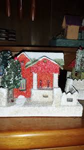 171 best putz images on pinterest putz houses christmas houses