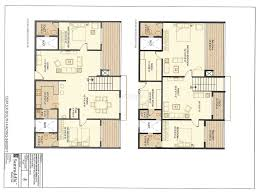 floor plan for duplex house in chennai