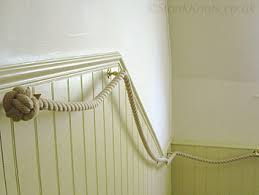 Stair Banisters Uk Stair Ropes Bannister Handrails And Barrier Ropes Made