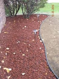 cheap landscaping ideas with rocks and stones for backyard garden
