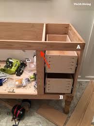 diy cabinet door making monsterlune