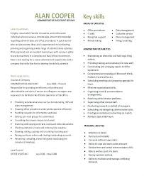 freelance resume template resume templates administrative assistant production template