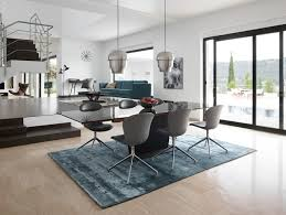 Armchairs Adelaide Boconcept Monza Dining Table U0026 Adelaide Chairs Modern Dining