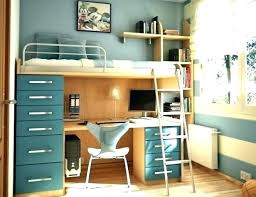 Bunk Bed With Study Table Bunk Bed Desk Combo Loft Combination And Set Study Table Wood