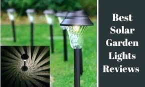 Led Solar Landscape Lights Garden Led Solar Rock Landscaping Lights Set Of 4 Solar Led