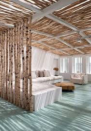 inspiring coastal beach house pool cabanas and decor
