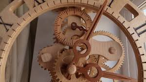 lily wooden wall clock youtube